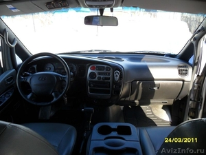 Такси микроавтобус Hyundai 8 мест в аэропорт. - Изображение #3, Объявление #506306