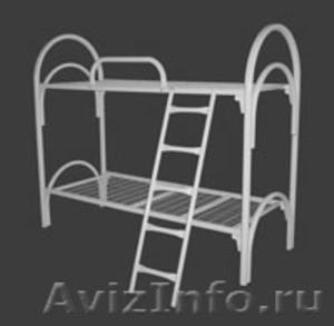 Кровати одноярусные, кровати оптом, корпусная мебель - Изображение #1, Объявление #542998