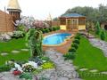 ландшафтный дизайн,  проектирование,  зимние сады,  рулонные газоны,  аквариумы