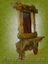 Деревянная мебель из сосны.