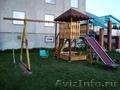 Продам детский уличный спортивно-игровой комплекс