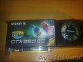видеокартаGTX260OC GIGABYTE