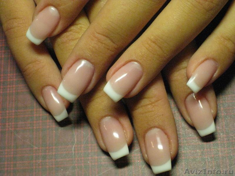 Дизайн ногтей био