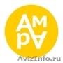 Интерактивная студия дизайна «Амра»: разработка логотипов,