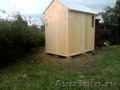 Строительство деревянных бытовок,  дачных домов,  хозблоков, дачных туалетов