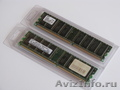 Память DDR1 256 Mb