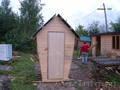 Строительство деревянных бытовок, дачных домов, хозблоков,дачных туалетов  - Изображение #6, Объявление #590000