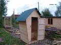 Туалет дачный разборный 1000х1000х2500 - Изображение #3, Объявление #587297