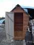 Туалет дачный разборный 1000х1000х2500 - Изображение #2, Объявление #587297