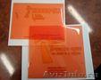 Изготовление флексоформ для нанесения рисунка на полиэтиленовые пакеты