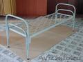 Кровати металлические для казарм, кровати двухъярусные для студентов - Изображение #5, Объявление #1478848