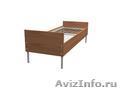 Кровати металлические для времянок, кровати металлические для рабочих. оптом. - Изображение #4, Объявление #1479535