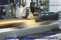 Шлифовка гильотинных ножей 3000мм на Тульском Промышленном Заводе.