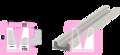 водоотводные бетонные лотки  для частного строительства ЛВК М STEP 100 - Изображение #3, Объявление #1655202
