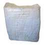 Ветошь белая (хб) 40 см x 60 см в брикете весом 10 кг.